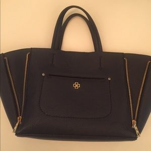 Ann Taylor leather handbag